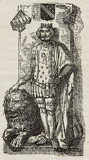 Heinrich und sein Löwe